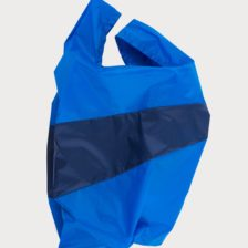 susan.bijl.shopping.bag.XL.bleu