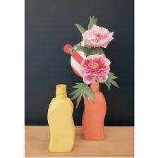 foekje.fleur.bottle.vase.12.salmon.sun